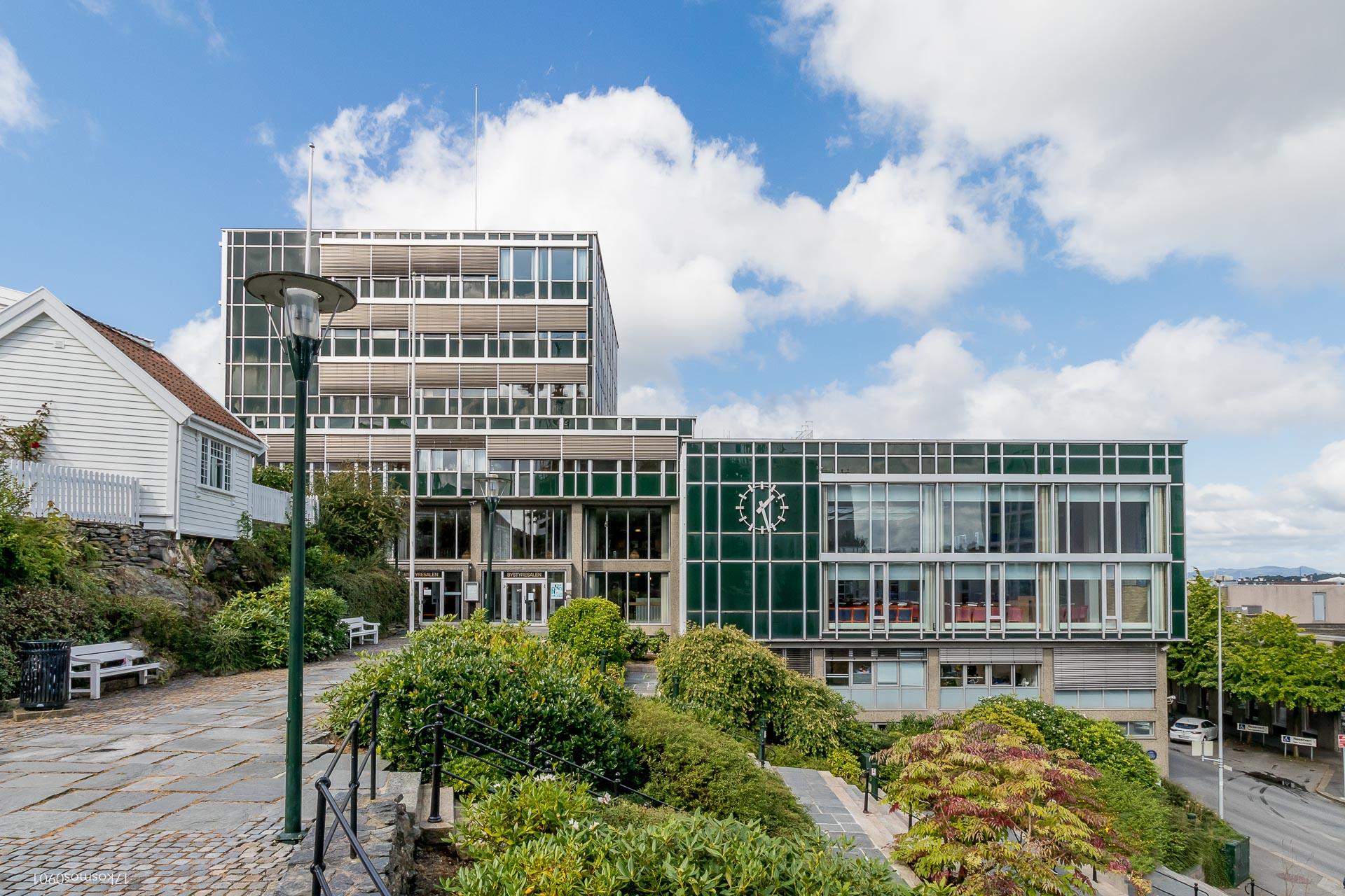Stavanger kommune (Stavanger rådhus), betalt
