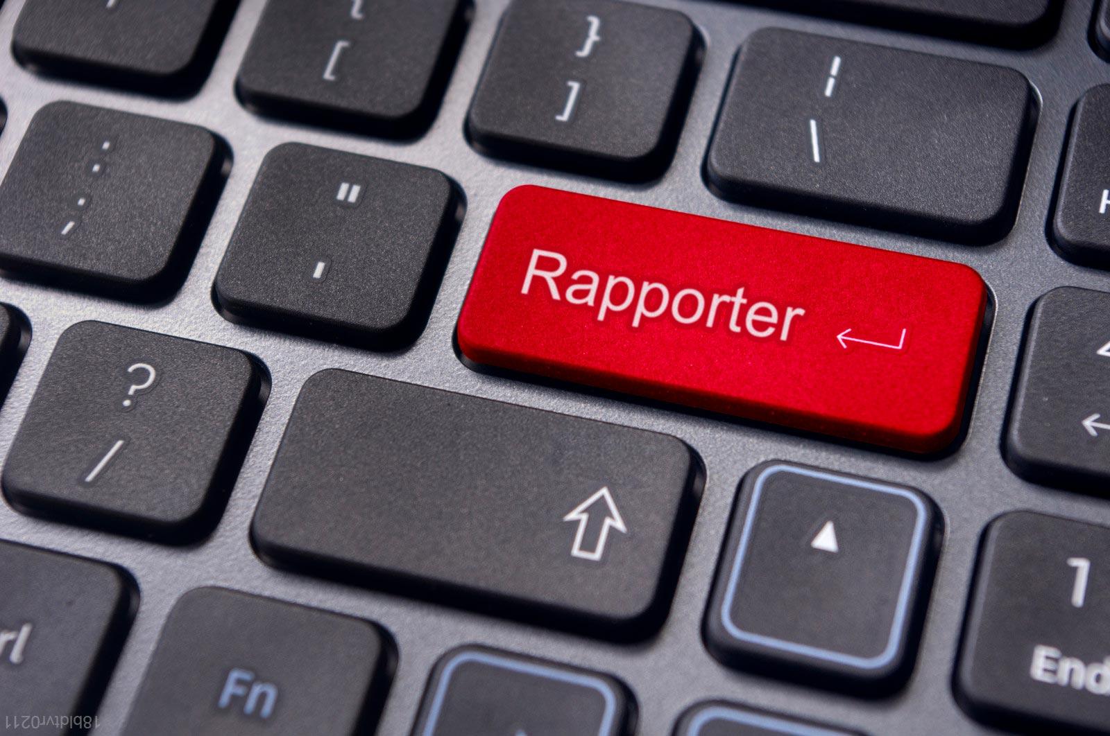 Rapporter bildetyveri