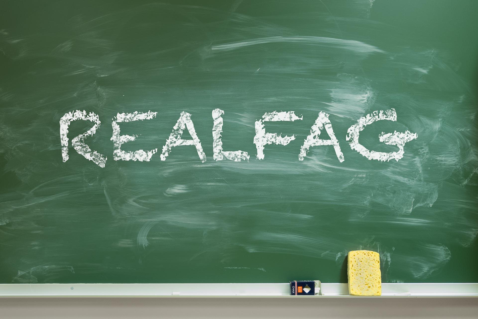 Fagerlia vgs (Realfag på tavla), betalt